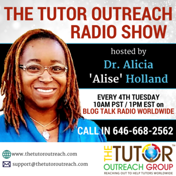Effective Tutoring Sessions: The Blue Print with Dr. Alise