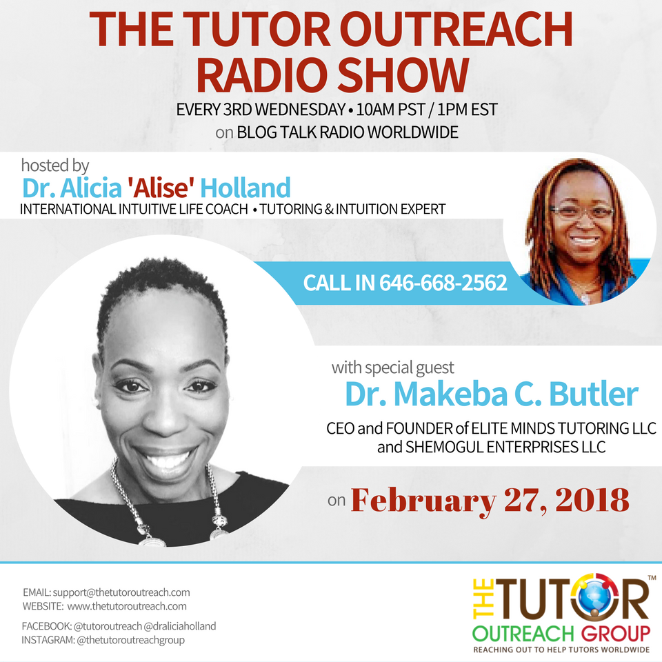 In-Home Tutoring Vs. Online Tutoring: Which One is Best for Your Child? with Dr. Makeba Butler