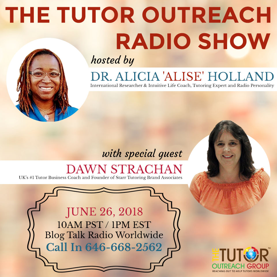 Tutoring in the United Kingdom: Tutoring Secrets for Parents and Tutors with Dawn Strahan