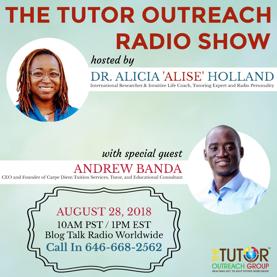 Tutoring in Africa: Tutoring Secrets for Parents and Tutors with Andrew Banda