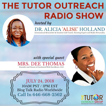 Expanding Your Sphere of Influence in Tutoring with Mrs. Dee Thomas